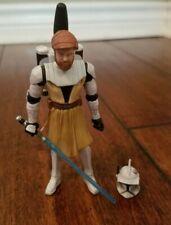 STAR WARS TCW clone wars CW48 Cold Weather Gear Obi-Wan Kenobi Loose complet