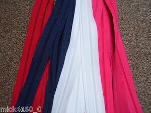 Las cremalleras de extremo cerrado - 11 Colores, 5 in (approx. 12.70 cm) a 22 in (approx. 55.88 cm) y opciones de tamaño de envase  </span>