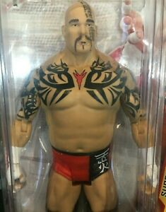 Mattel-WWE-Superstar-Action-Figure-Tensai-First-Time-In-The-Line