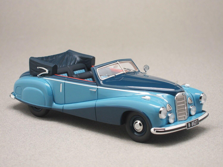 MERCEDES 320 W142 1948, voiture miniature MATRIX MX51302-171