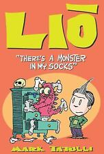 "Lio: Lio : ""There's a Monster in My Socks"" 7 by Mark Tatulli, Chuck Harper,..."