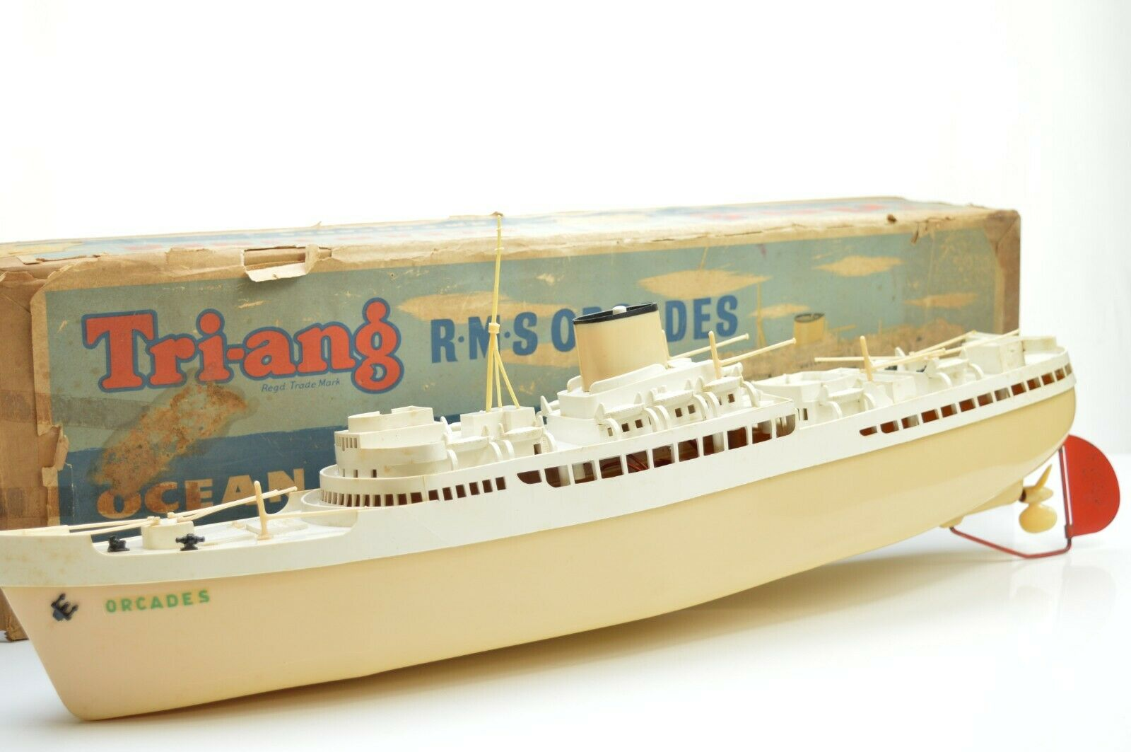 TRIANG . R.M.S. ' ORCADES ' OCESN LINER