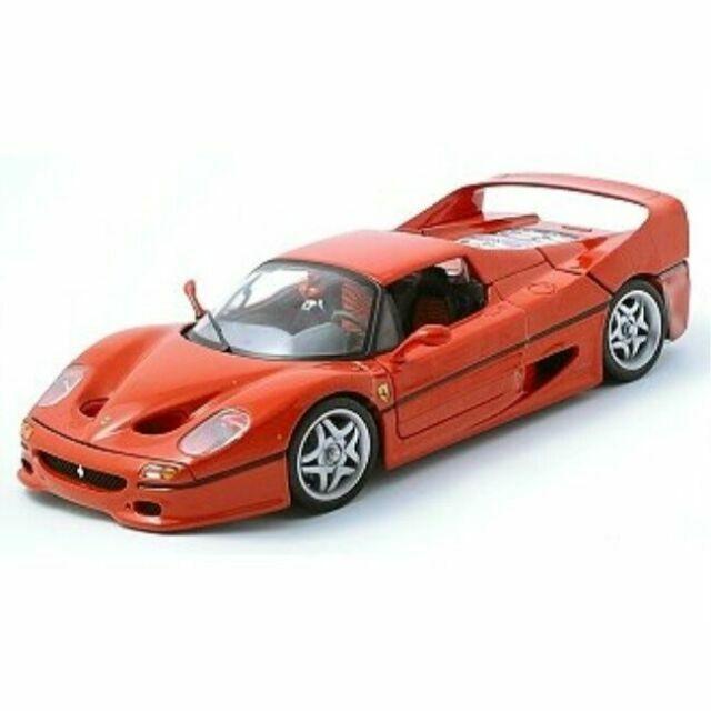 Ferrari F50 Hot Wheels 1 18 For Sale Online Ebay