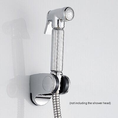 Adjustable ABS Bathroom Handheld Shower Head Bracket Holder Stand Wall