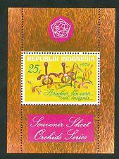 Indonesië Zonnebloem  Blok 19 postfris  motief bloemen