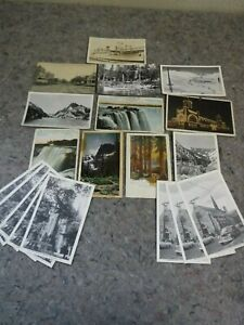Lot-of-Early-amp-Vintage-Postcards-RPPC-North-Wales-PA-Huntington-PA