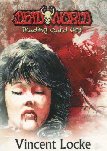 Breygent Marketing Deadworld Trading Cards Z Chase Card DZ-VL1