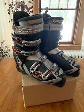 Nordica Vertech 75 Downhill Ski Boots 310 mm Black Size 27.0 US Size 9 wGrips