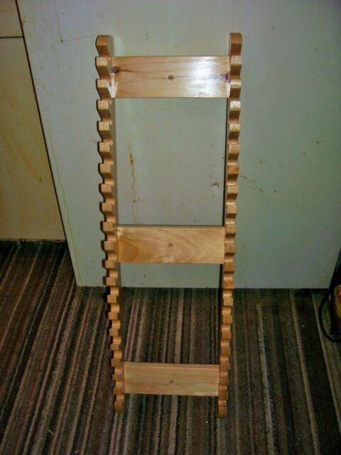 Drumstick display rack  Black  holds 4 pair of sticks