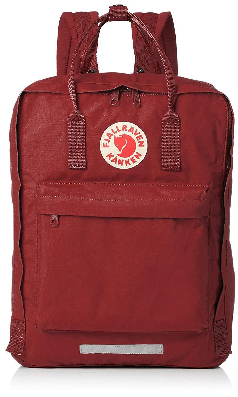 Fjallraven Kanken Big Backpacks F23563 Brown Ox Red Purple
