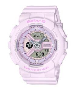 Casio-Baby-G-BA110-4A2-Anadigi-Light-Lilac-COD-PayPal-Ivanandsophia