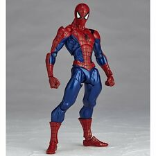 Kaiyodo REVOLTECH MARVEL SERIE No.002 Incredibile Spider Man Versione Giapponese