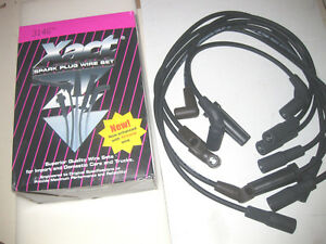 Details about XACT Spark Plug Wire Set 3146 HIGH-ENERGY V6 4.3L . on