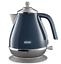 Delonghi-KBOC2001BL-1-7L-Icona-Capitals-Kettle-with-Swivel-Base-London-Blue thumbnail 1