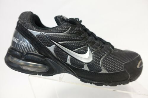 NIKE Air Max Torch 4 Black Sz 10 Men Running Shoes
