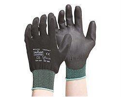 1 6 12 24 144 Pairs Ansell EDGE Black PU Coated Builders Gardening Work Gloves