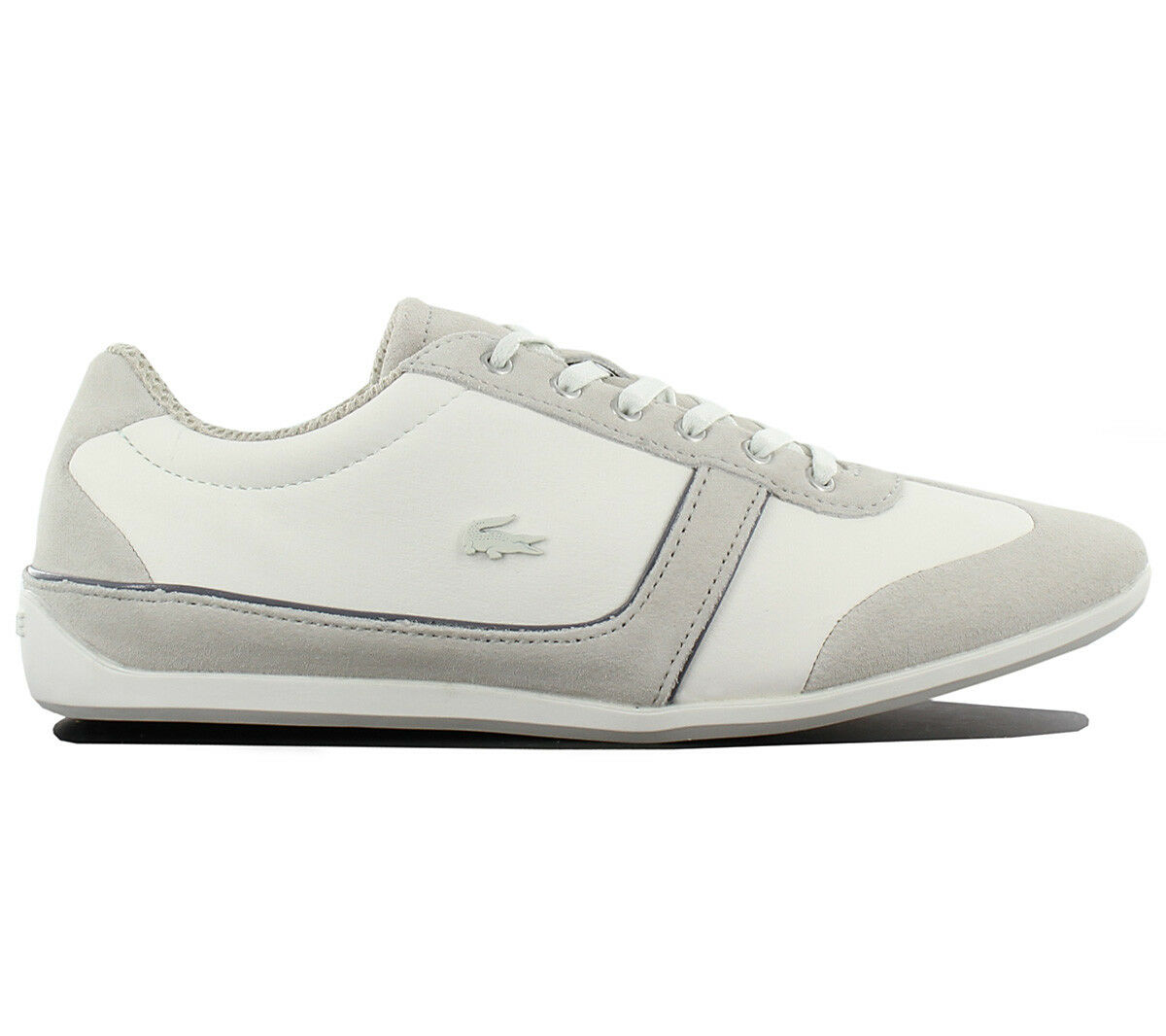 Lacoste Missano Leather W Srw Women's Sneakers Leather Casual shoes 24SRW33542B7