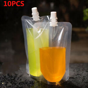Coffee-Milk-Juice-Leak-Proof-Packaging-Liquid-Stand-Bag-Storage-Spout-Pouch