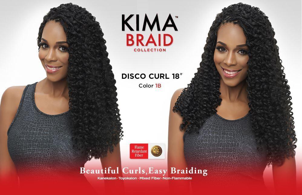 Disco Curl Harlem 125 Kima Braid 18 Kdc18 Ebay