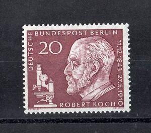 BERLIN : Dottor Robert Koch 1 val. MNH** del 27.05.1960 - Italia - BERLIN : Dottor Robert Koch 1 val. MNH** del 27.05.1960 - Italia