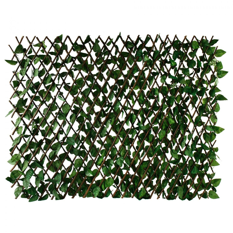 DECO da pascolo CON EDERA foglie - 180 x 90 cm Edera RECINZIONE RECINZIONE RECINZIONI dekozäune