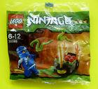 Lego Ninjago 30085 Bleu Jay et sautant Serpents Polybag Neuf Emballage D'origine