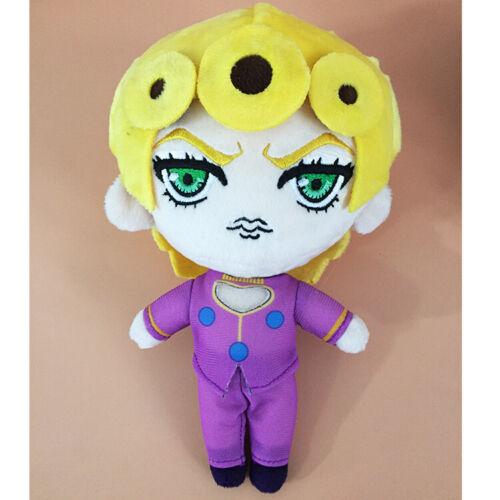 20cm Anime JOJO/'s Bizarre Adventure Kakyoin Noriaki Kujo Jotaro Plush Doll Toys