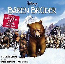 Baerenbrueder-von-Phil-Collins-CD-Zustand-gut