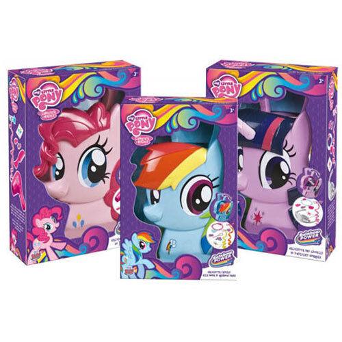 Valigetta My Little Pony con Accessori Inclusi Hasbro (3 Modelli Assortiti)