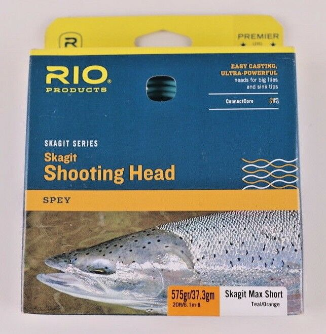 Rio Skagit Max Cabeza de disparo de  grano corto de 575 Envío Gratis Rápido 6-20995  ahorra hasta un 80%