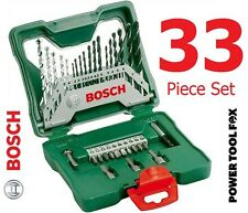 savers-choice Bosch 33BIT Masonry Metal Wood Drills 2607019325 3165140379489