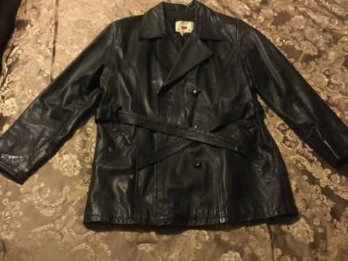 Genuineleather Soft Firenze Italy Arte Cuoio Misuri Del Jacket In Women's Made qYwXZX