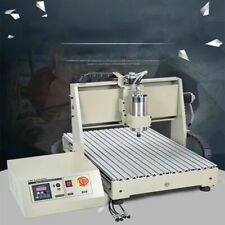 Usb 15kw 4 Axis Cnc 6040 Router Engraver Wood Engraving Drill Machine 3d Cutter