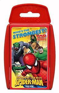 Top-Trumps-Spider-Sense-Spider-Man