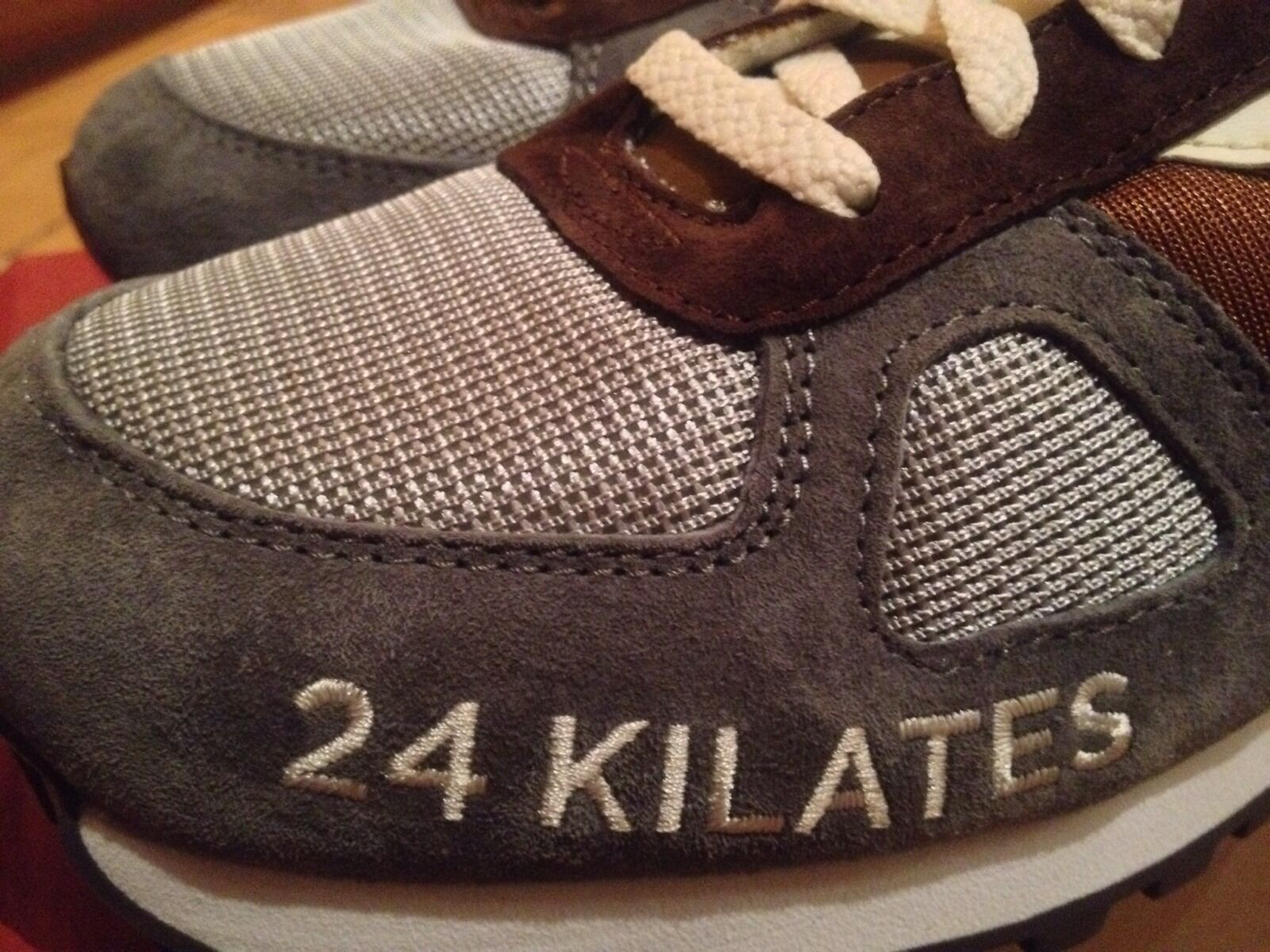 Saucony x 24 Kilates Shadow Original Montana UK11