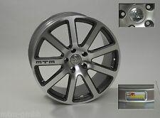 MTM Bimoto Felge 10,5x21 ET 40 35 30 Titanpoliert 5x112 57,1 66,5 Audi VW Alu