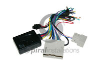 Ford Edge 2009 2010 Radio Wire Harness For Aftermarket Stereo Installation