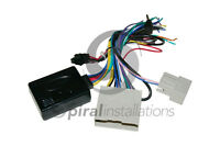 Ford Fusion 2010 2011 2012 Radio Wire Interface Aftermarket Stereo Installation