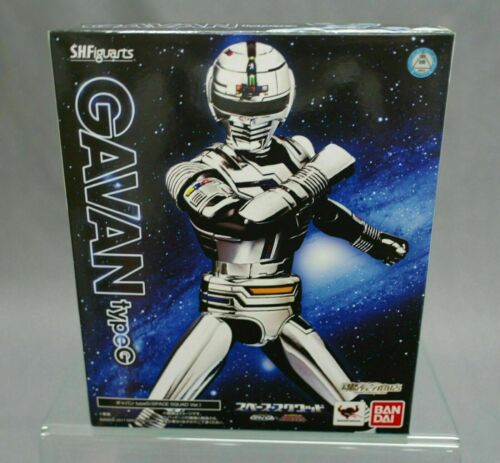 Figuarts Gavan Type G SH S.H Space Squad Ver. Bandai Japan NEW