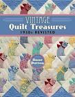 Vintage Quilt Treasures - 1930s Revisited by Anne Dutton (Paperback / softback, 2016)