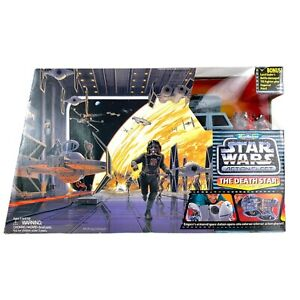 Star-Wars-Micro-Machines-The-Death-Star-Action-Fleet-Playset-1995-Galoob-67092