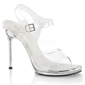 plateau elegante Chic e cinturino con alla 08 cinturino in alla caviglia formale Sandalo caviglia qwqfrtX