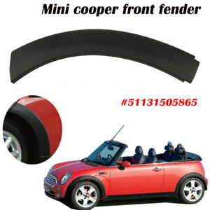 Front-Wheel-Left-Side-Lower-Rear-Fender-Arch-Cover-Trim-For-Mini-Cooper-2002-08