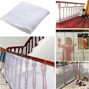 Ordinaire Image Is Loading Safety Child Railnet Net Pet Guard Baby Stair