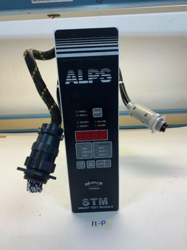 Alps STM Smart Test Module ROTARY 269 E *Warranty~Fast Shipping*