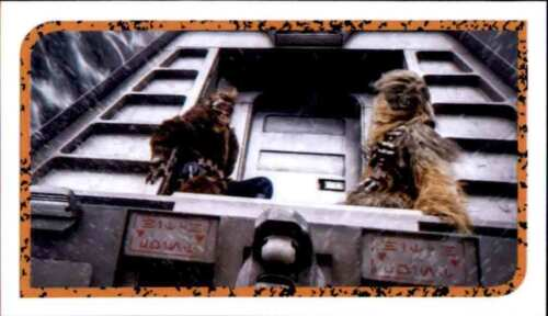 TOPPS-a Star Wars Story-solo-STICKER 106