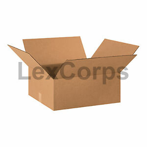 20 Qty 20x18x8 SHIPPING BOXES LC Mailing Moving Cardboard Storage Packing