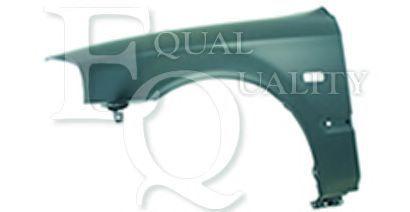 EJ9 L01608 EQUAL QUALITY Parafango Dx HONDA CIVIC VI Hatchback EJ, EK 1.4 i