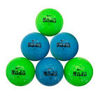 12 Nike Mojo Green/Blue Color Mix Mint Used Golf Balls AAAAA