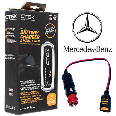 Affidabile Mercedes-benz 4.3a Battery Charger & Custom Adapter